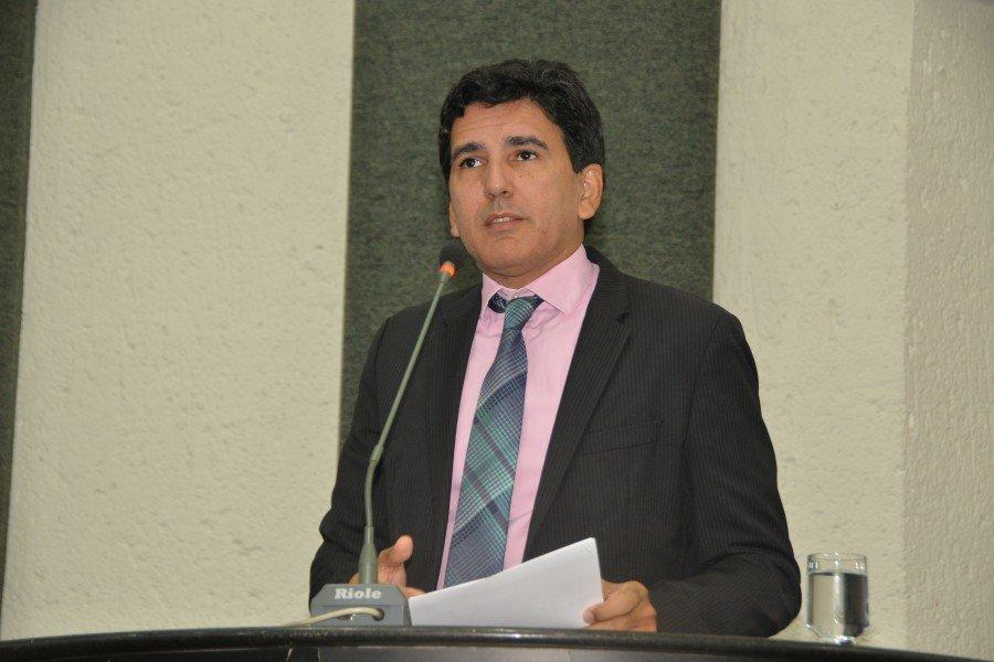 Deputado Professor Júnior Geo ressaltou a importância da preservação do meio ambiente no Tocantins