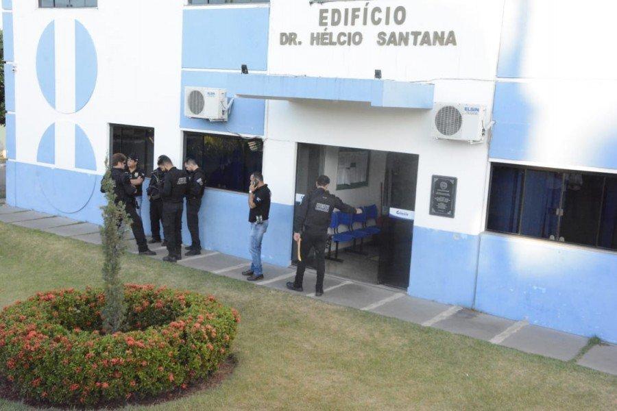 Poder Legislativo de Colméia é alvo da Operação Midas da Polícia Civil