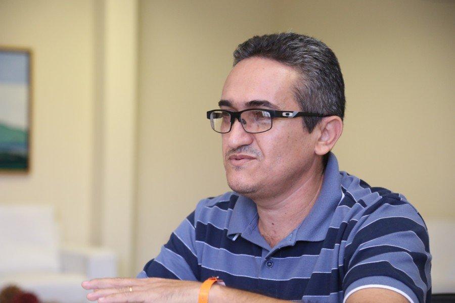 Wiliam Carlos coordena a Obmep na região norte do Tocantins há 14 anos