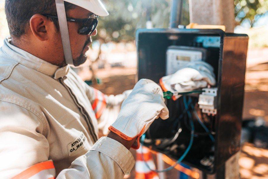 Para segurança, a rede será desligada em áreas pontuais até o dia 15 de setembro para manutenção preventiva e corretiva