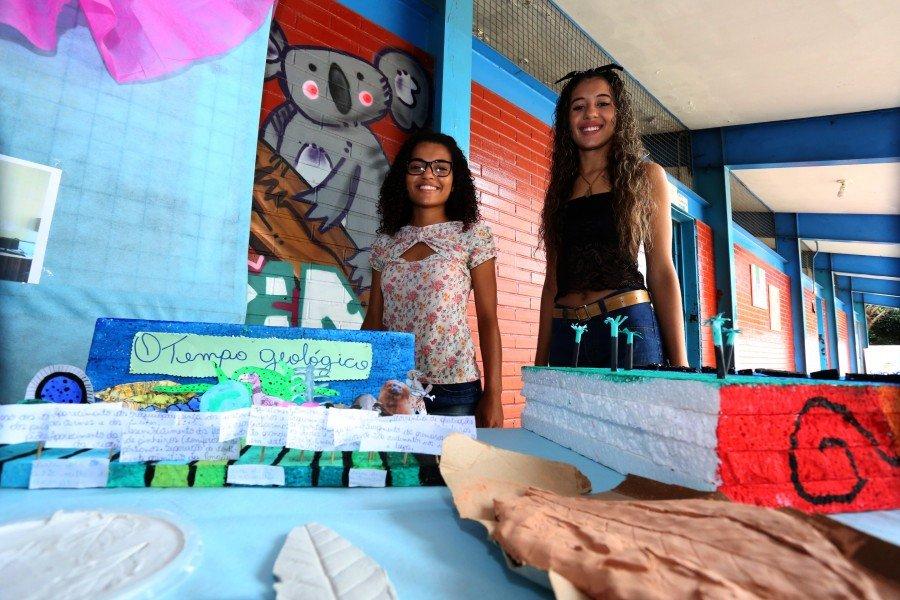 Projeto do professor Claudir Aguiar de Oliveira, da Escola Estadual Girassol de Tempo Integral XV de Novembro, de Tocantinópolis, está entre os inscritos no Selo Quem Educa, Faz!