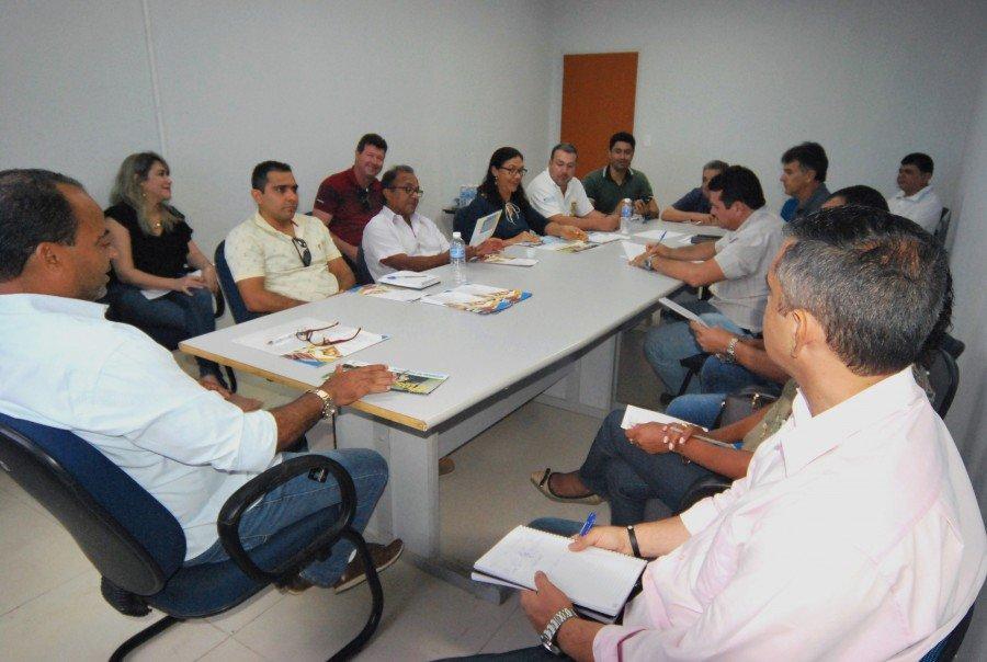 Reunião aborda ações na área animal e prevê alcance de objetivos para o próximo semestre (Foto: Delfino Miranda)