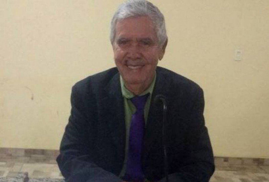 Vereador Jair Marques de Souza