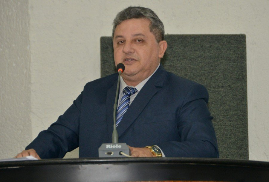 Deputado estadual Jair Farias (MDB)