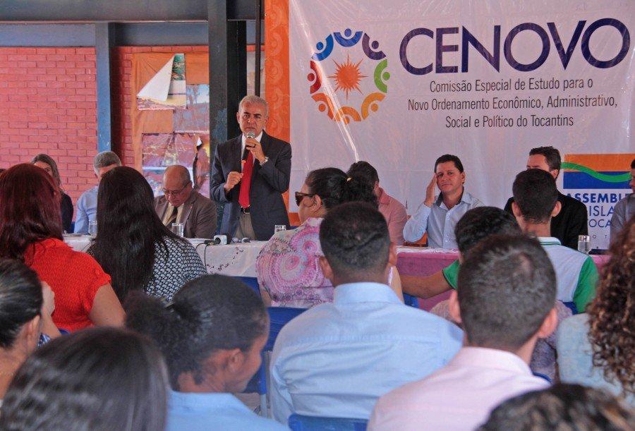 Reuniões da Cenovo recomeçam pelo sudeste: Arraias dia 10, e Dianópolis dia 11 (Foto: Antônio Gonçalves)