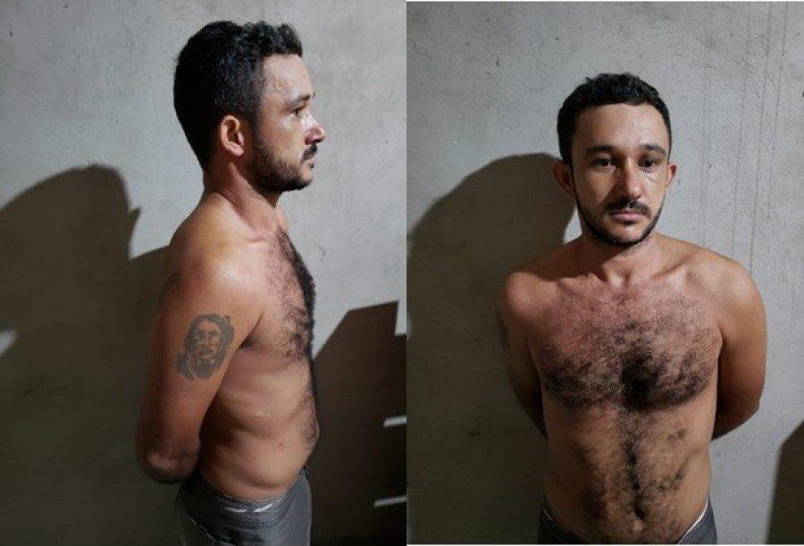 Traficante foi preso em Parauapebas-PA em ação conjunta das Polícias Civis do TO e PA e Policia Federal