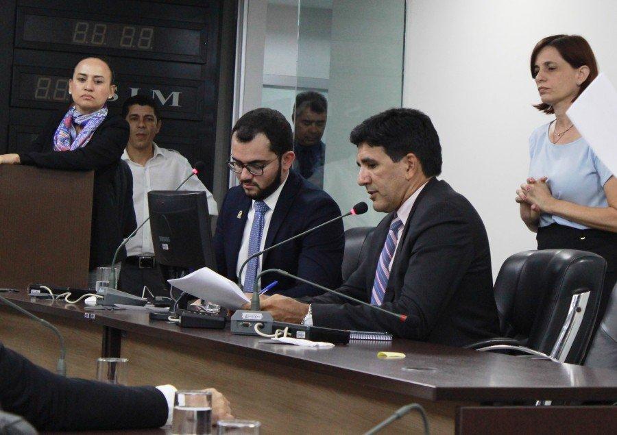 Deputado Professor Júnior Geo assume presidência da Comissão de Educação e vice-presidência da Comissão de Defesa do Consumidor