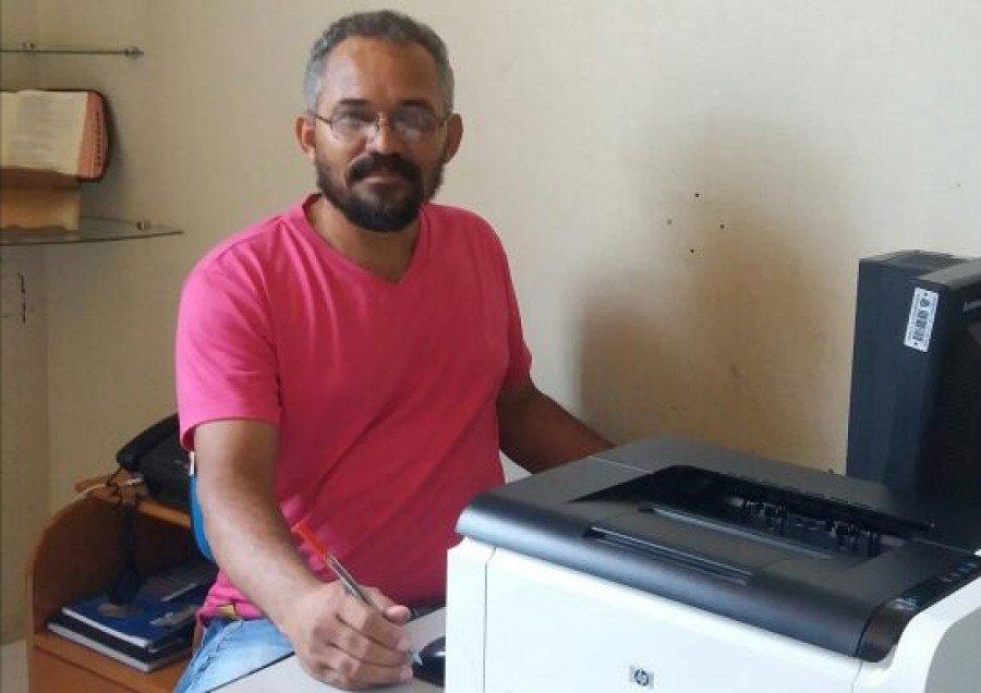 Eliabe Antônio Miguel irá focar em ações de fortalecimento da aprendizagem