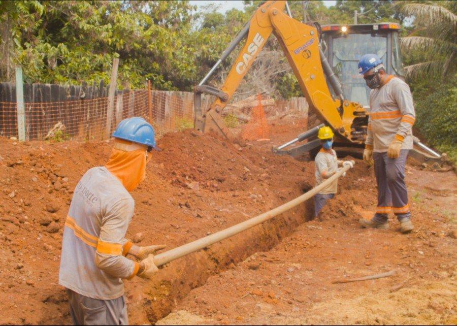 BRK Ambiental anuncia a conclusão das obras de implantação do sistema de abastecimento de água do distrito de Serra Pelada, em Curionópolis