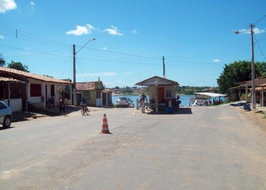 Povoado de Bela Vista, município de São Miguel do Tocantins (Foto: Divulgação)