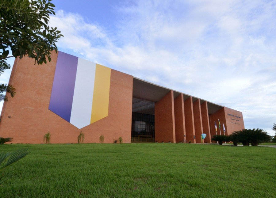 Assembleia Legislativa (Foto: Sílvio Santos)