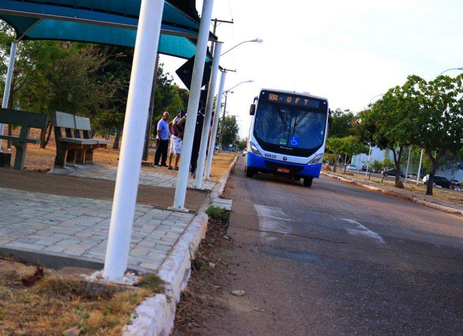 Confira os seis pontos de prova em Palmas, que receberão reforço no transporte coletivo (Foto: Lucas Estevão)