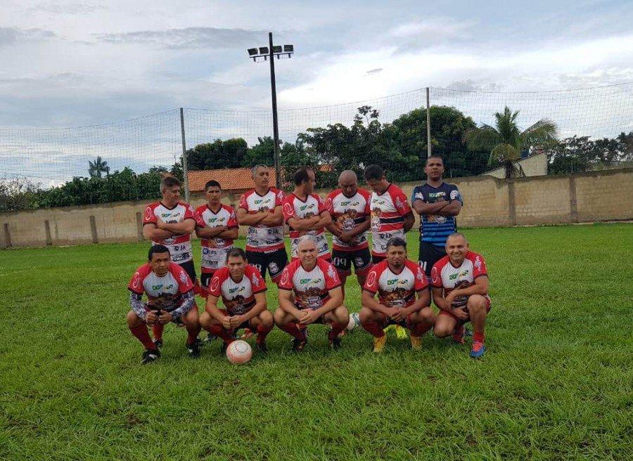 Time da 5ª CIPM em Tocantinópolis