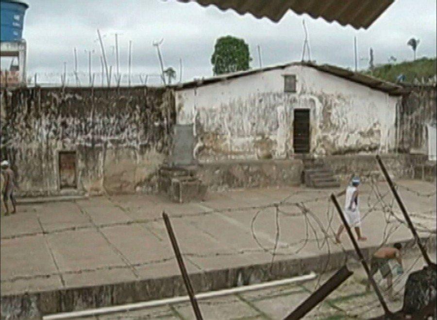 Centro de Recuperação Agrícola Mariano Antunes (Crama), em Marabá (Foto: Reprodução/TV Liberal)