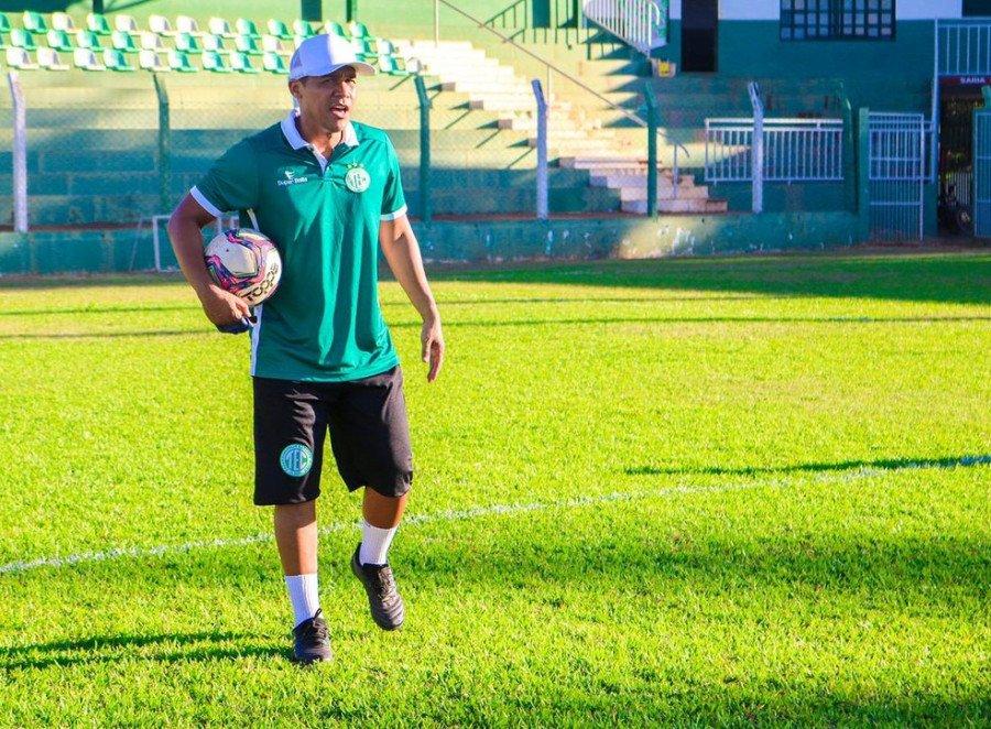 Jairo Nascimento seguirá no comando do TEC no Campeonato Tocantinense (Foto: Arquivo pessoal)