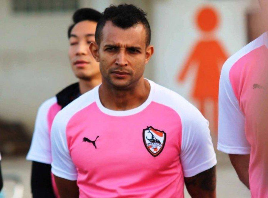 Biquense, de 33 anos, é muito conceituado no futebol asiático (Foto: ASE)