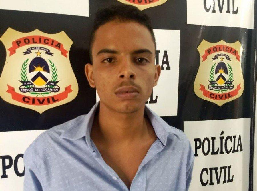 Polícia Civil prende suspeito de balear criança em Gurupi