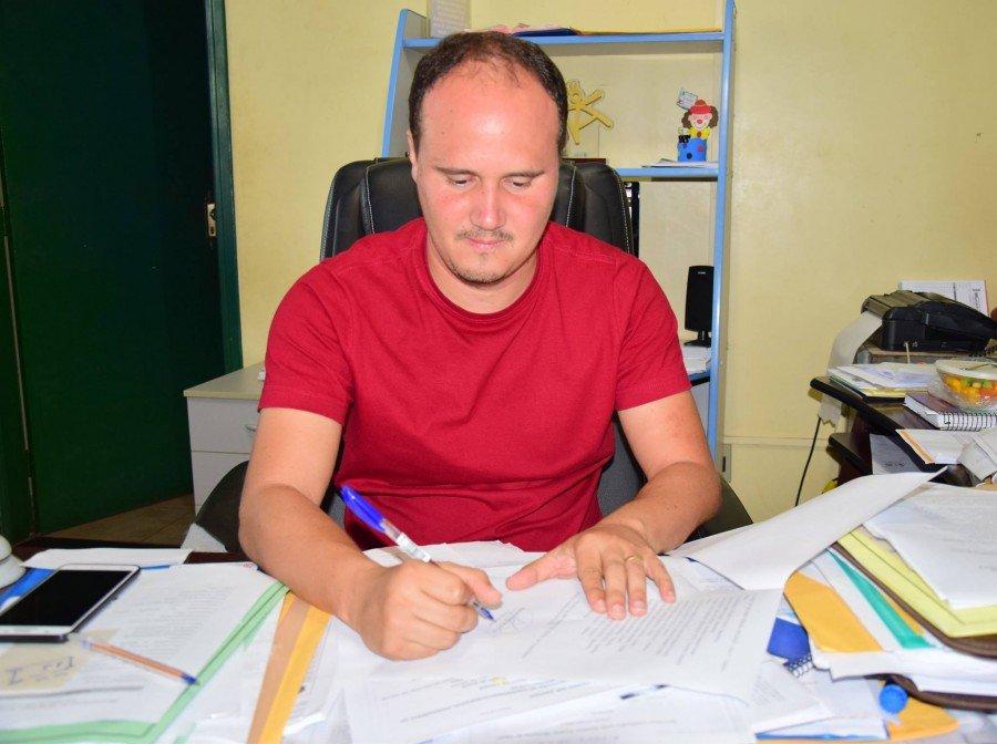 Prefeito de Tocantinópolis, Paulo Gomes de Souza