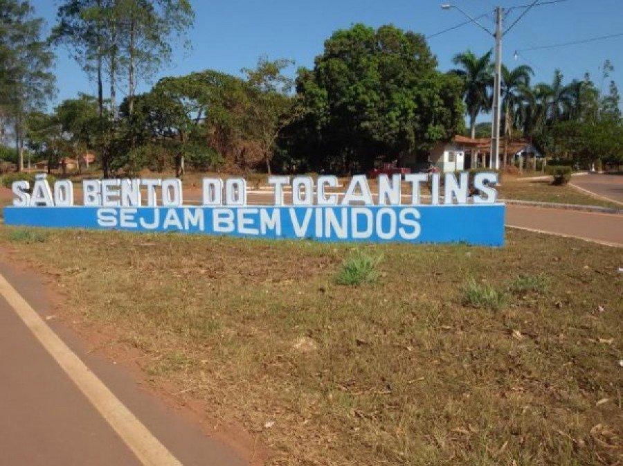 Homicídio aconteceu na zona rural de São Bento do Tocantins (Foto: Divulgação)