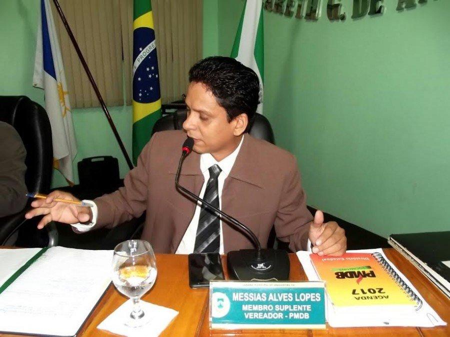 Vereador Messias Filho