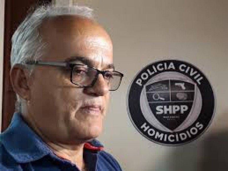 José Rubem Firmo foi preso por suspeita de ser mandante de morte de prefeito de Davinópolis