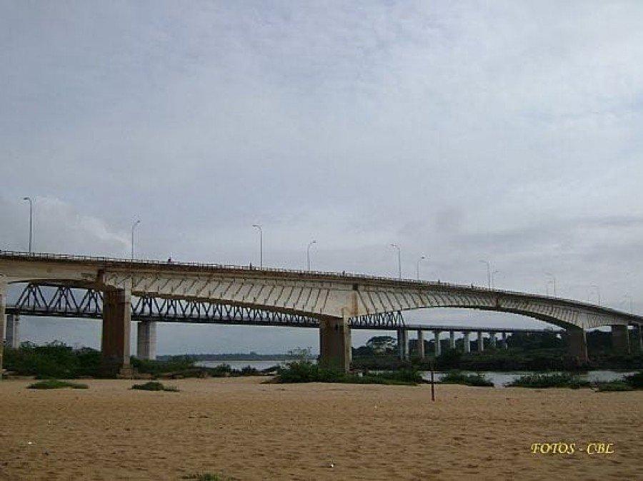 Ponte Juscelino Kubitschek foi construída ainda nas décadas de 60 e 70 (Foto: O Tocantins)