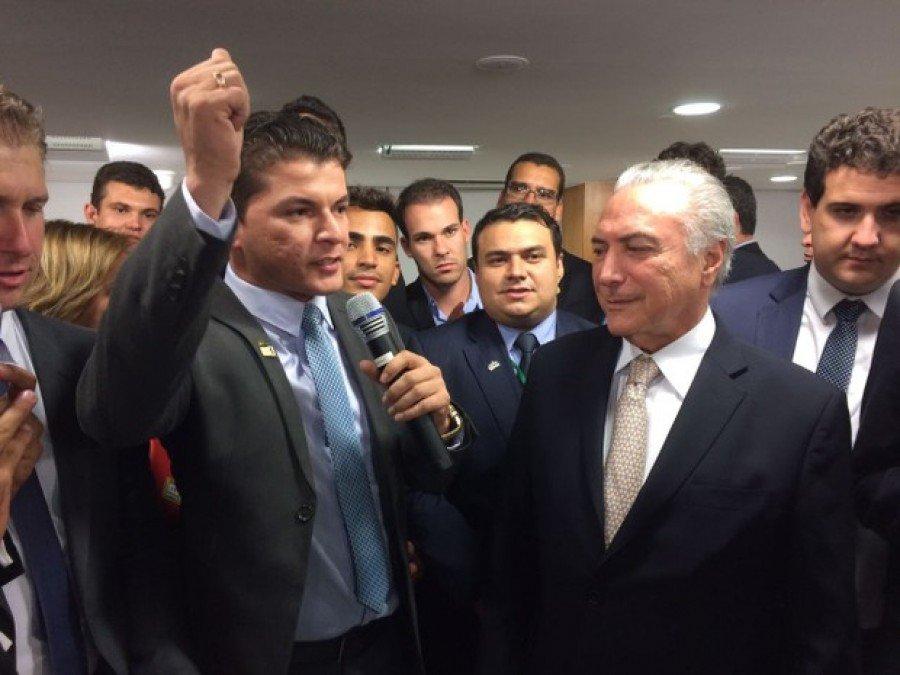 Assis Filho responde na Justiça por improbidade no Maranhão