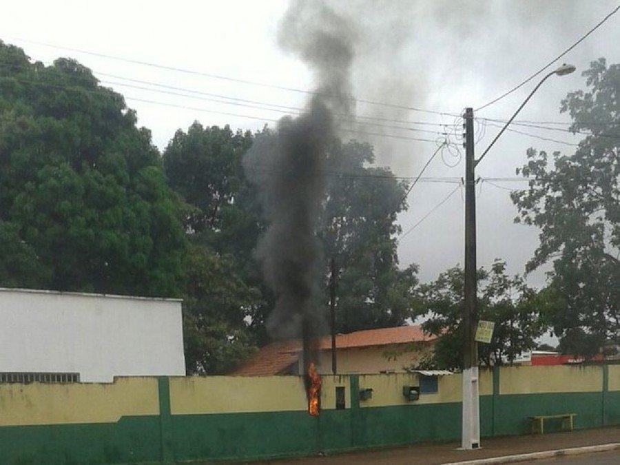 Foto: Divulgação / Bombeiros