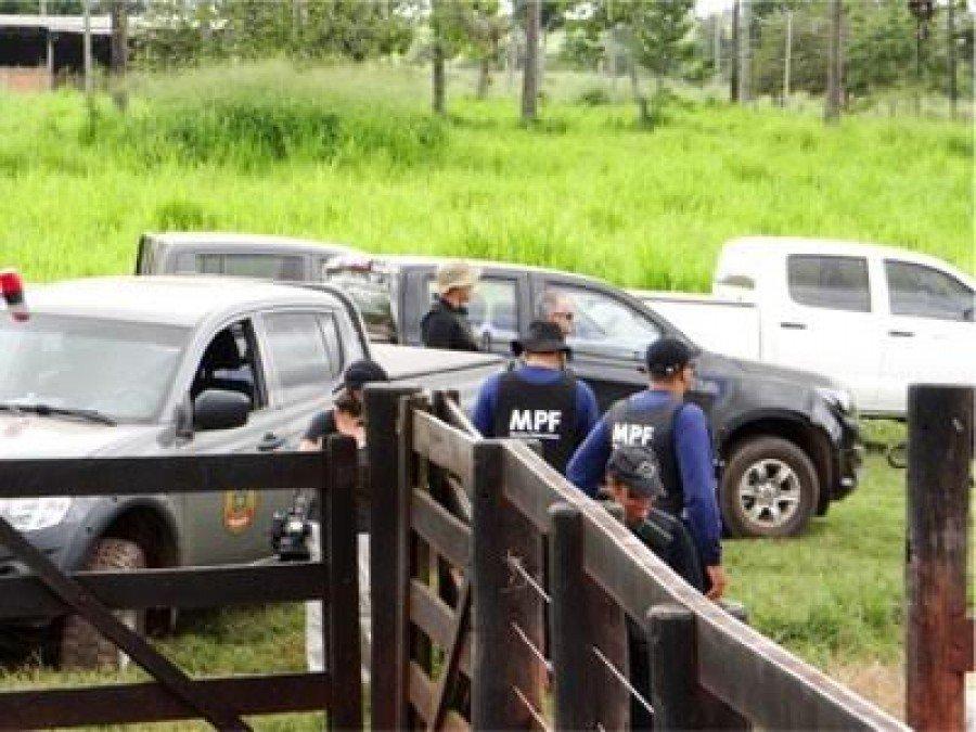 Além da denúncia, Procuradoria da República em Araguaína (TO) também recorreu contra o indeferimento do pedido de prisão preventiva do fazendeiro