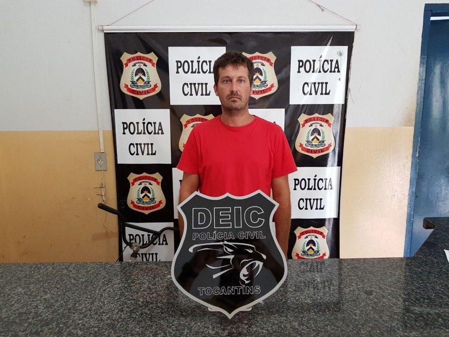 Suspeito por tráfico de drogas é preso pela Polícia Civil em Dueré