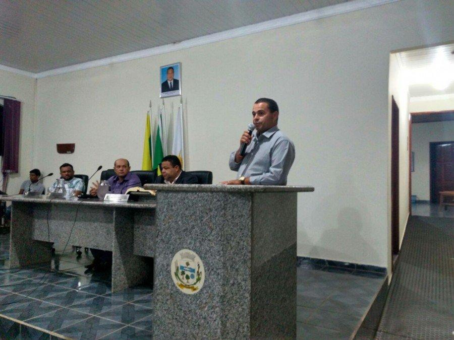 Superintendente de Gestão Ambiental do Naturatins, Natal César Alves de Castro