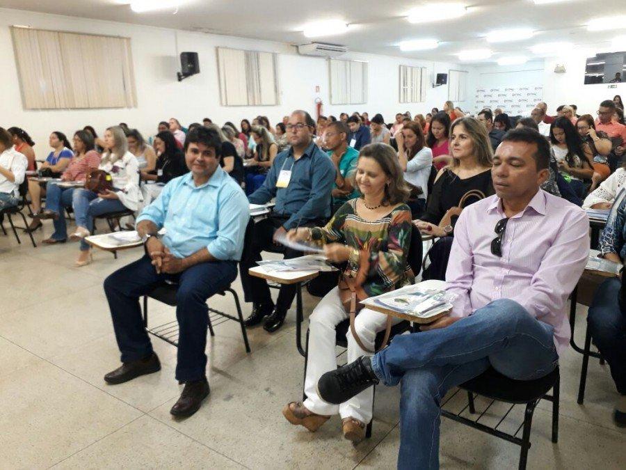 Formação de gestores das DREs de Araguatins, Tocantinópolis e Araguaína (Foto: Divulgação)