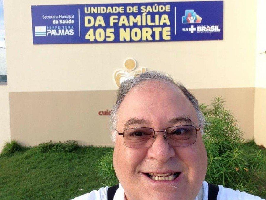 O médico Álvaro Ferreira da Silva voltou a trabalhar na rede pública de saúde