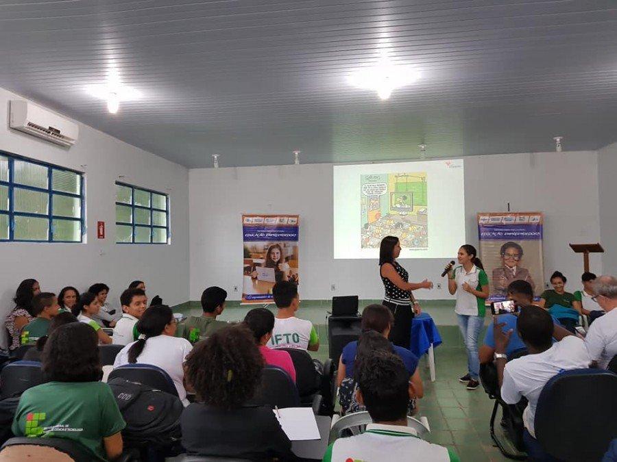 Seminário de Educação Empreendedora em Araguatins