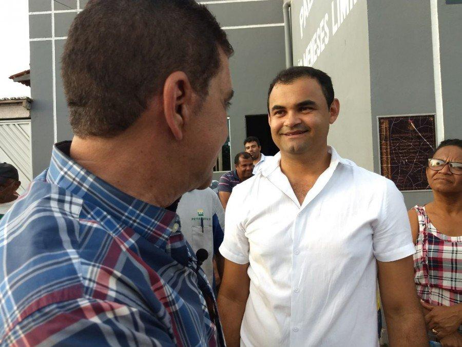 """""""Conheci de perto os projetos inovadores que ele realizou em 5 anos de gestão e que transformaram Palmas"""", afirmou Jackson Marinho (PTB)"""