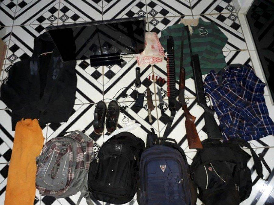 Objetos roubados na casa do verador foram recuperados (Foto: Divulgação/Polícia Civil)