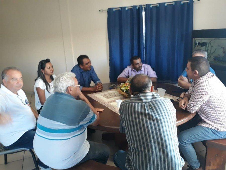 Netão, vice-prefeito de Recursolândia, reforça campanha de Amastha