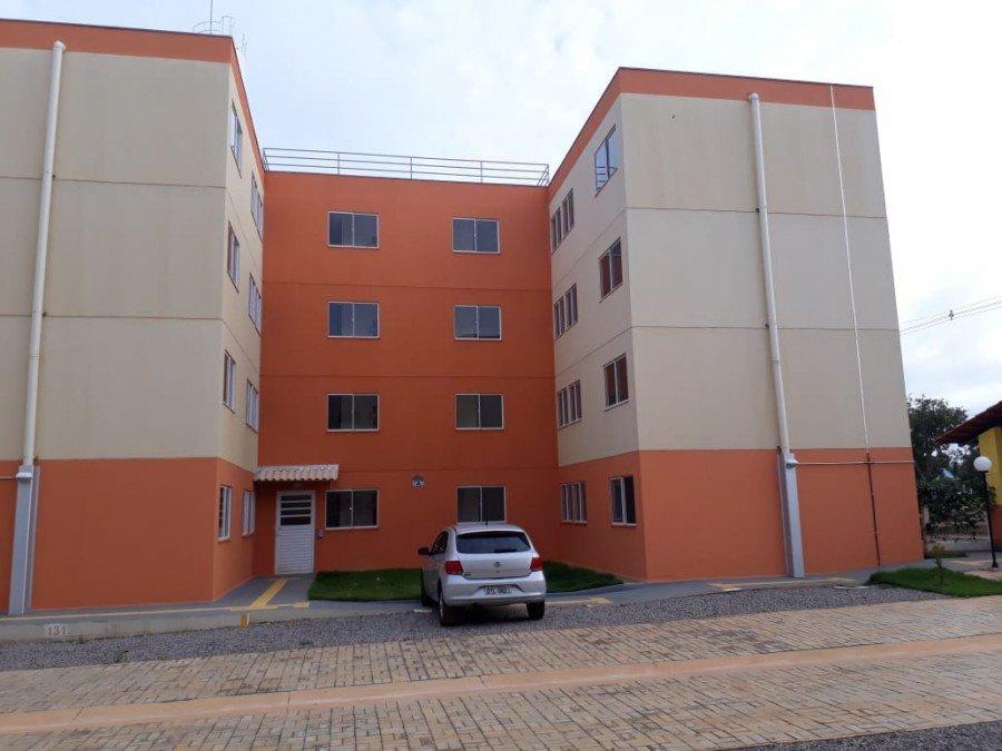 Governo entrega  160 apartamentos do Programa Minha Casa Minha Vida - Entidades, do Residencial Parque da Praia, em Palmas