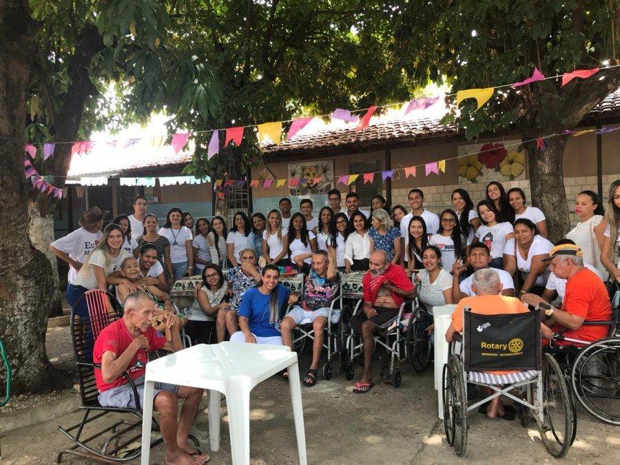 Evento organizado pela coordenação do curso de Enfermagem beneficiará moradores do Lar São Francisco de Assis, de Imperatriz (MA)