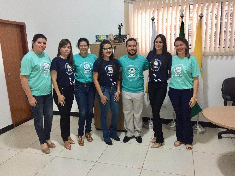 """Unidade da DPE-TO de Araguatins participa da caminhada """"Passos que Salvam"""" no próximo domingo, 25"""