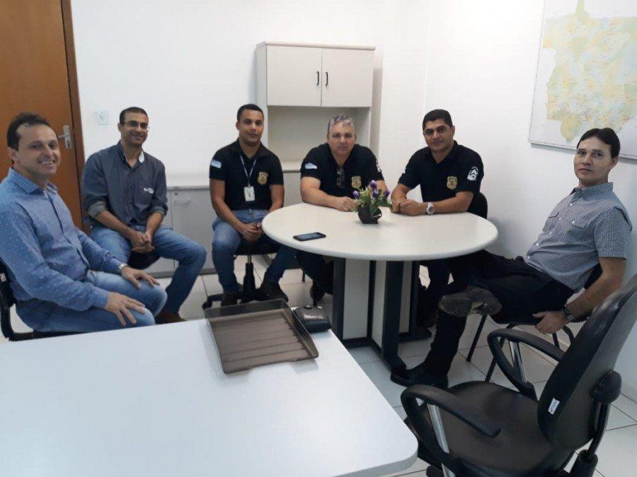 Adapec participa de reunião sobre a praga Amaranthus Palmeri em Mato Grosso (Foto: Divulgação Adapec)