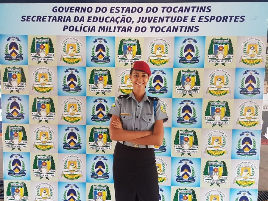 A estudante de Araguatins, Ester Alves da Silva, disse que não houve dificuldades para responder às questões (Foto: Divulgação)