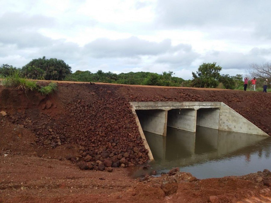 Trânsito foi liberado na TO-080, entre Divinópolis e Marianópolis