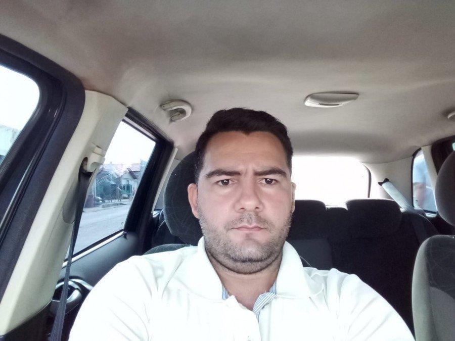 Empresário Roberto Pires
