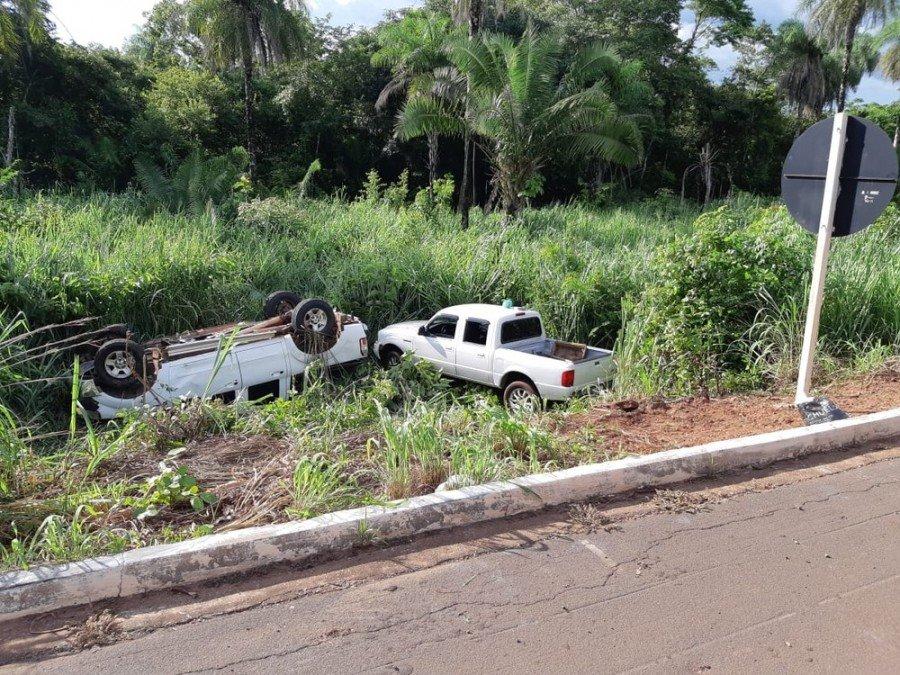 Duas caminhonetes pertencentes a uma mesma família saiu da pista e 7 pessoas ficaram feridas na BR-010, entre os municípios de Porto Franco e Campestre do Maranhão