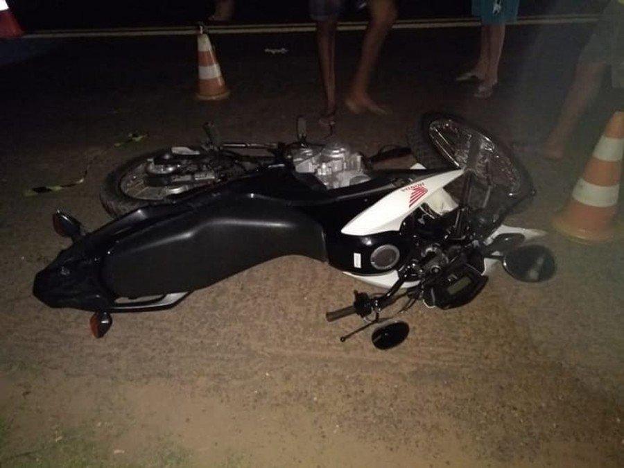 O acidente aconteceu na TO-201, próximo de Axixá do Tocantins