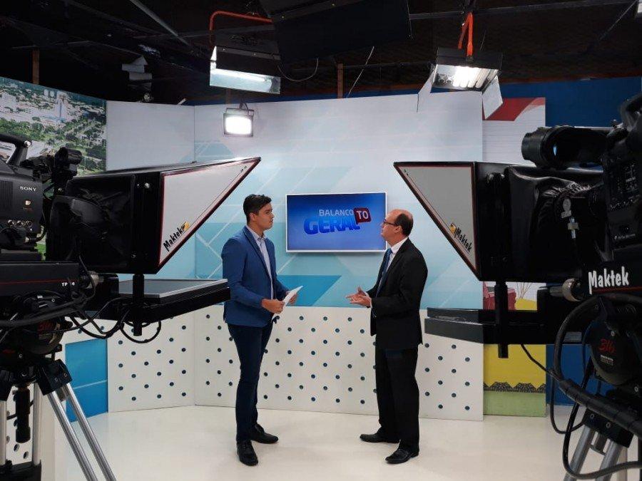 Em entrevista à TV local, secretário da Segurança Pública falou sobre plano estratégico de atuação