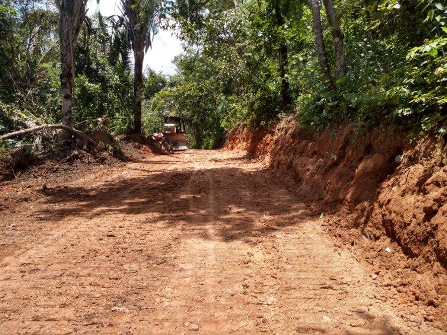 De acordo com a Seder, serão recuperados aproximadamente 4 mil km de estradas vicinais na zona rural