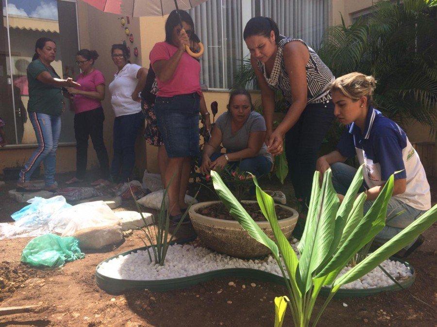 Projeto nasceu durante o curso de Educação Popular, promovido pela Fundação Escola de Saúde Pública de Palmas (Foto: Divulgação Semus)