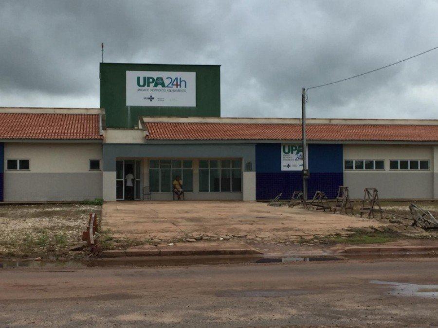 Unidade está parada desde sua inauguração (Foto: Divulgação)